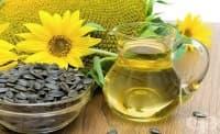 Дългосрочният прием на слънчогледово и рибено масло може да увреди черния дроб
