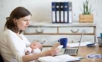 Психическото здраве на детето се уврежда, ако майката се върне скоро след раждането на работа