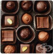 Всяко блокче шоколад съдържа части от хлебарки?