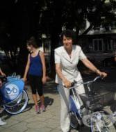 В Добрич заработи уникална за България велосипедна система