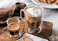 Формата и големината на чашата влияе на вкуса на напитките