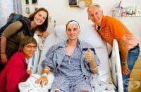 Човекът, който направи дисекция на собствения си мозъчен тумор