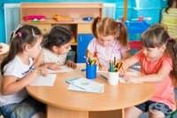 Децата, които посещават детска градина, се развиват по-бързо