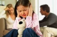 Тежкият развод влияе пагубно на здравето на децата