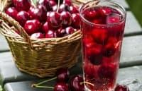 Сокът от череши е идеално средство за пречистване на черния дроб