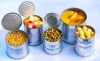 Храната от консерва съдържа наночастици, увреждащи чревния тракт
