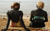 Морето лекува псориазис, планината - алергодерматози