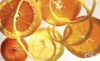 Съединение в портокаловата кора помага при киселини