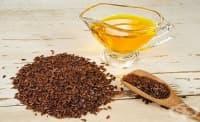 Лененото масло ускорява лечението при рани от изгаряне