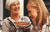 Напълняваме от аромата на храна