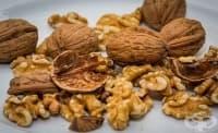 Орехите увеличават популацията на добрите бактерии в червата