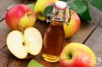 Ябълков оцет и папая срещу кожна пигментация и старчески петна