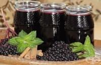 Сок от бъз – мощно средство за силна имунна система