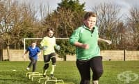 Затлъстяването при децата може да доведе до проблеми с тазобедрената става