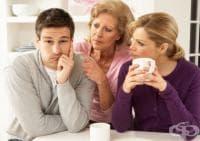 Свекървите и тъщите поддържат семейното щастие