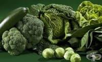 Яденето на зелени листни зеленчуци през бременността предпазва бебето от астма