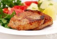 Картофи, месо и макарони - Сбогом, диета!