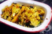 Диета за отслабване с горчив портокал и пикантен ориз