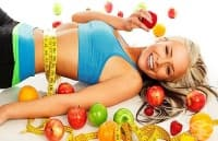 Едноседмична диета с плодове и зеленчуци