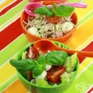 Пролетна диета със зеленчуци