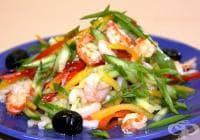 Диета със салати за отслабване (6 рецепти)