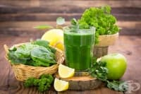 Тридневна диета със зеленолистни