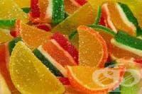 Желирани плодове
