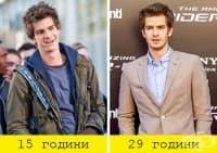 12 актьора, които успешно се трансформират в много по-млади герои