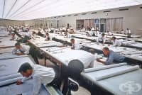 15 невероятни ретро снимки показват как са работили хората преди AutoCAD