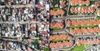 13 снимки показват как се отличават бедните от богатите квартали в Африка, Индия и Мексико