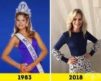 Вижте как са се променили Мис Вселена през годините