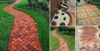 10 прекрасни идеи за интересни пътеки във вашия двор
