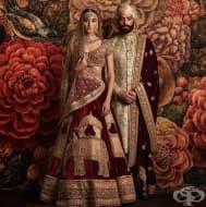 35 традиционни сватбени костюма от цял свят