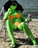 20 щури снимки, които доказват, че всеки плаж е пълен с изненади