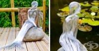 20 великолепни скулптури, които ще ви отведат в света на фантазията