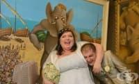 30 сватбени снимки, които разбиват стереотипа за романтика