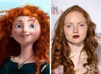 15 манекенки, които приличат на принцеси на Дисни