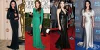 Еволюция на стила на Анджелина Джоли през годините