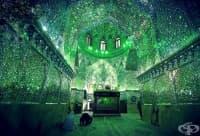 Вижте как изглежда отвътре една от най-красивите джамии в света
