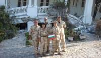 Мисиите на българските военни медици от ВМА