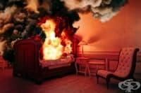 """История на феномена """"Спонтанно човешко самозапалване"""""""