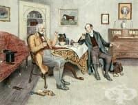 Първите пушачи в Англия смятат, че тютюнът е полезен