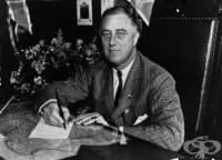 Приносът на Франклин Рузвелт за борбата с детския паралич