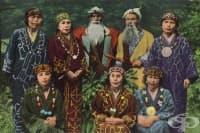 Айни - коренното население на Япония, притежаващо европеидни черти