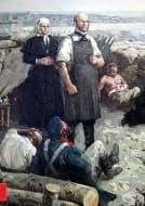 Формиране на военно-полевата хирургия в Русия до 30-те години на 17 век