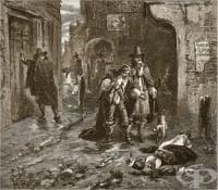 История на чумата