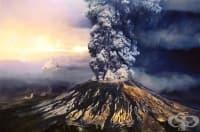 Избухването на връх Сейнт Хелънс - най-пагубното изригване в историята на САЩ (+Снимки)