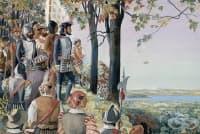 Френски екипаж от 16-ти век е спасен от смъртоносна болест с помощта на мистично дърво