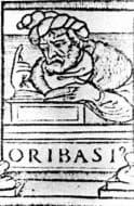 Подготовка на пациентите за операция на варици, описана от византийският хирург Орибасий