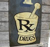 Съхранение на лекарствените вещества в руските аптеки от 19 век